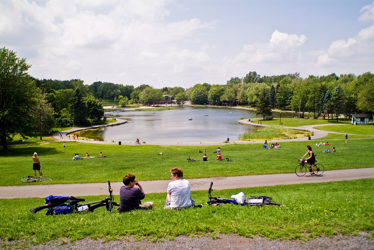 Turismo-Canada-Montreal-Mont-Royal-Park