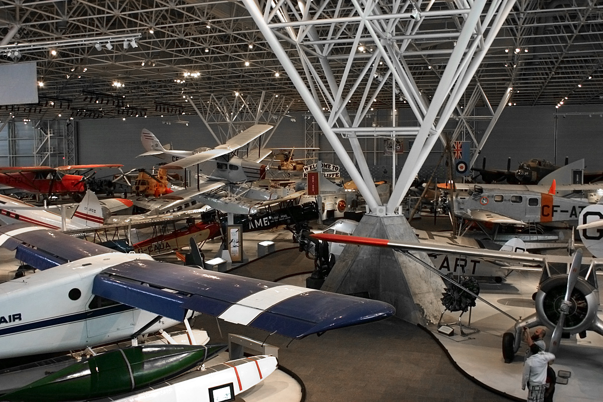 Turismo-Canada-Ottawa-Aviation-Museum