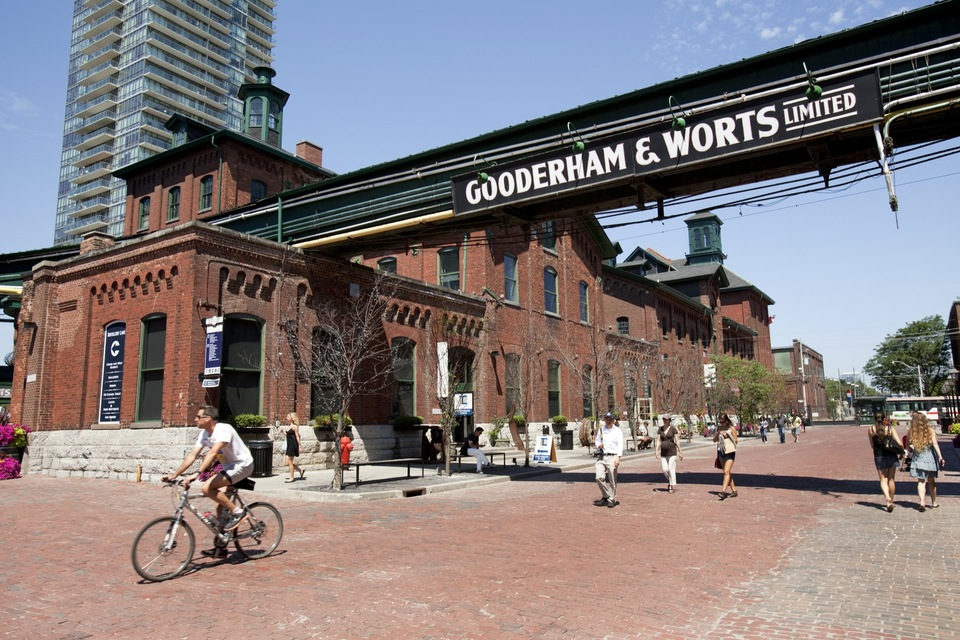 Turismo-Canada-Toronto-Distillery-District