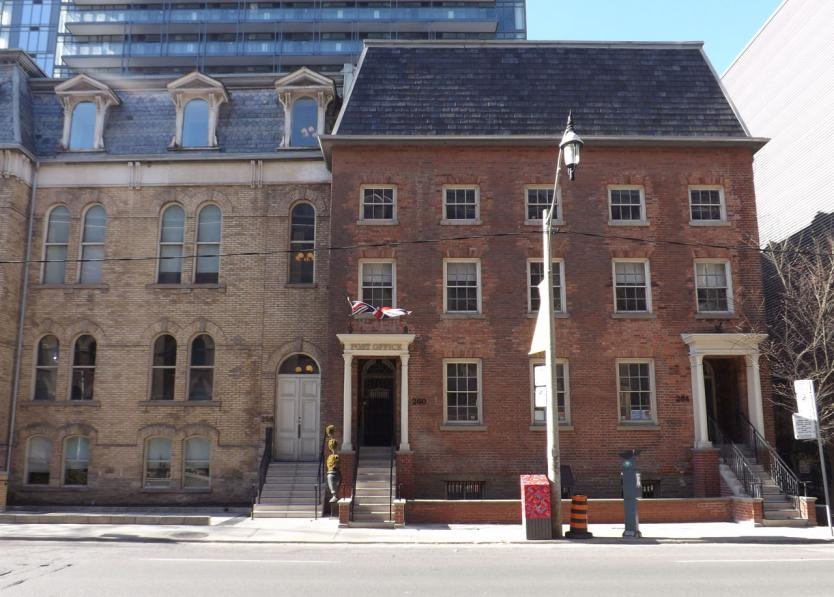 Turismo-Canada-Toronto-First-Post-Office