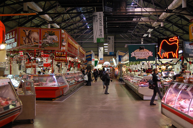 Turismo-Canada-Toronto-St-Lawrence-Market